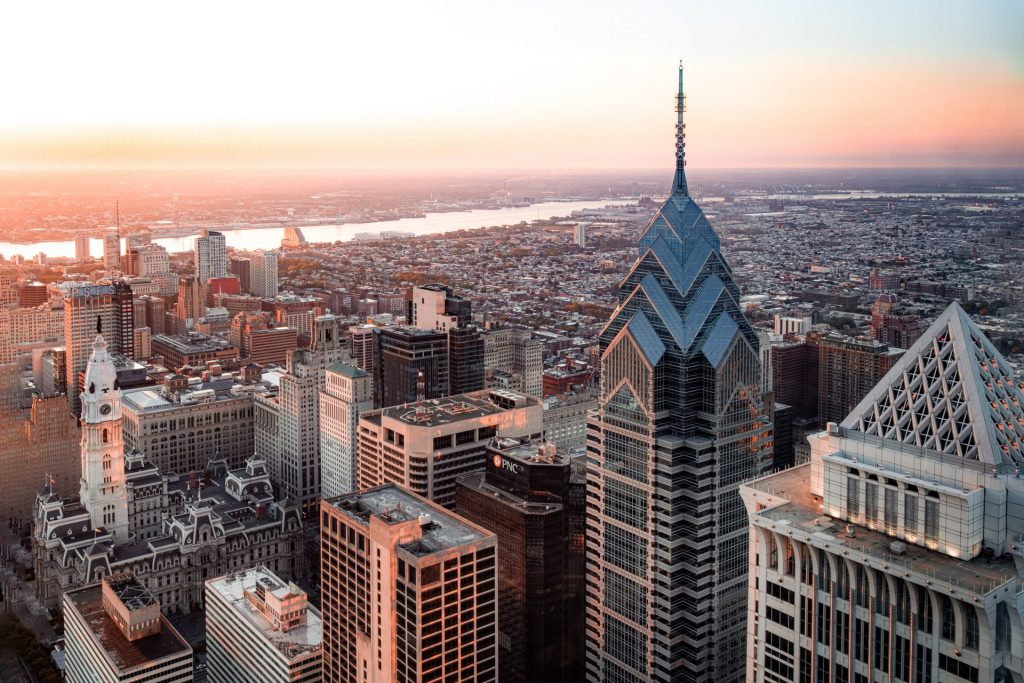 Philadelphia Has Been Named One Of The Top Destinations For 2021