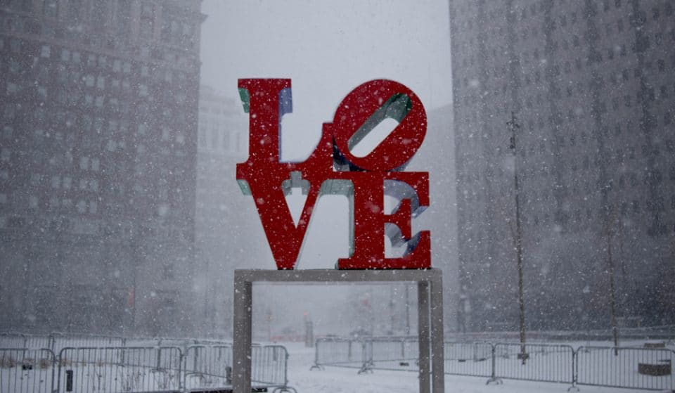 Powerful Winter Storm Could Hit Philly With Over A Foot Of Snow Tomorrow
