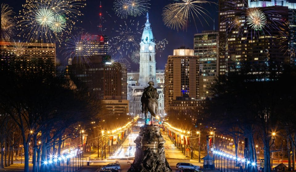 8 Things To Do In Philly For New Year's Eve