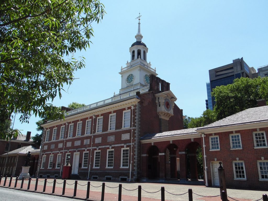 Independence Hall Is Now Open To The Public
