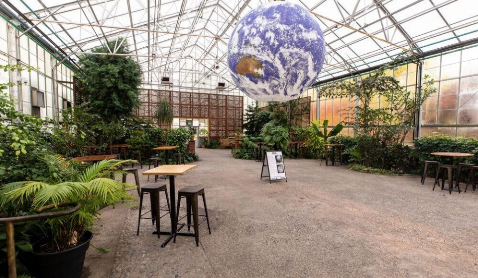 This Lush, Plant-Filled Pop-Up Restaurant Is Now Open In Fairmount Park