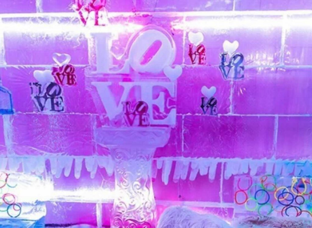 This Philly Nightclub Is Home To The City's Only Ice Bar!