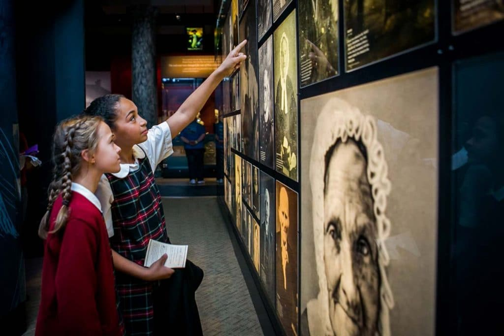 8 Exhibits To Check Out In & Around Philadelphia For Women's History Month