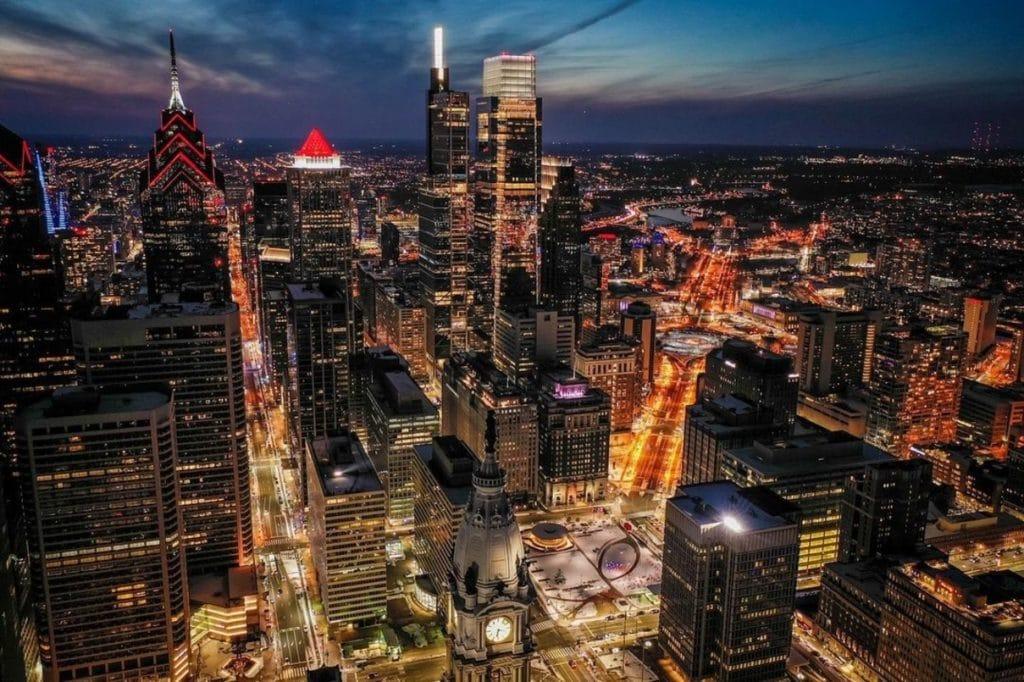 Starting Next Month The Philadelphia Skyline Will Go Dark At Night To Protect Migrating Birds