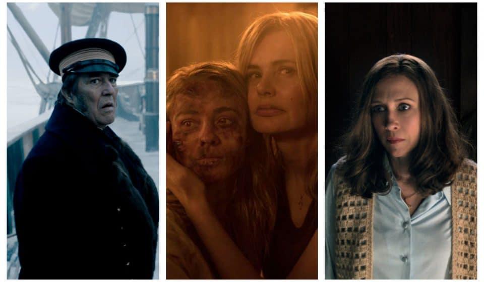 50 Totally Terrifying Series & Movies To Stream This Halloween Season