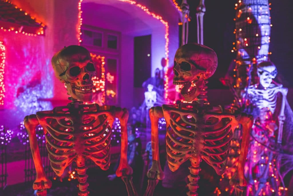 10 Insane Halloween Displays You Don't Want To Miss This Weekend