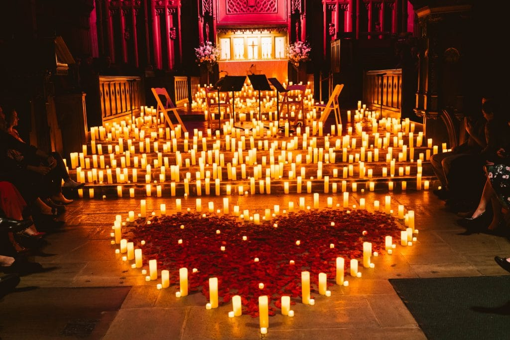 These Totally Romantic Concerts By Candlelight Are Coming To Phoenix For Valentine's Day