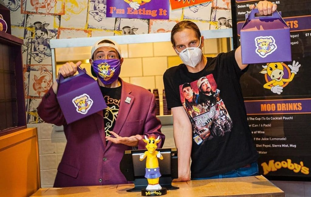 Kevin Smith's Mooby's Fast Food Pop-Up Opens Today