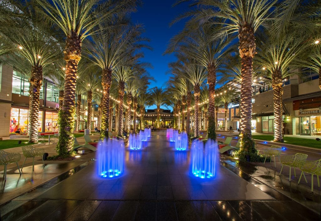 Have A One-Of-A-Kind Dining Experience Inside These Desert Domes Coming To Scottsdale Quarter