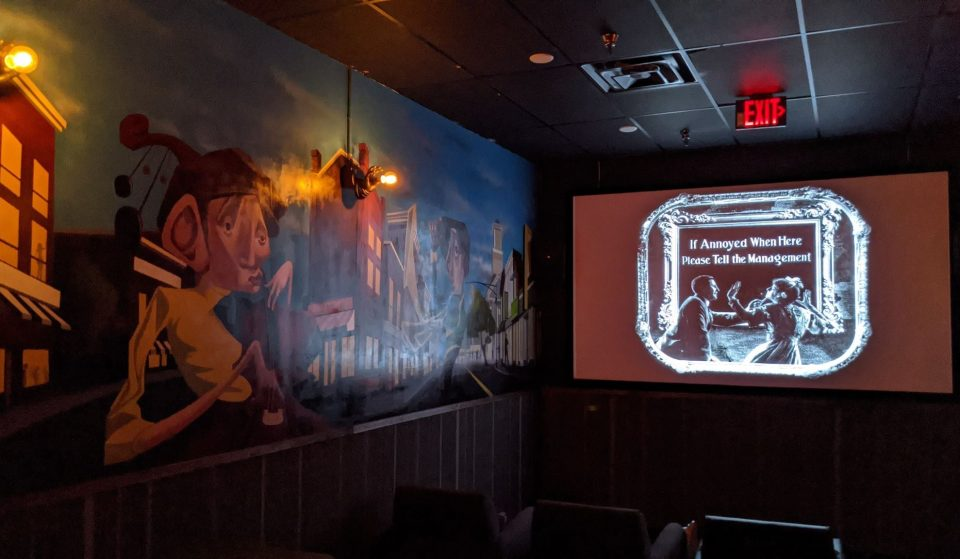 You Can Rent Your Own Screening Room For An Exclusive Movie Night At This Local Theater