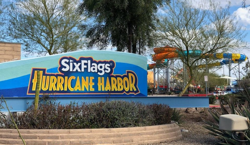 Six Flags Hurricane Harbor Phoenix Will Reopen This March