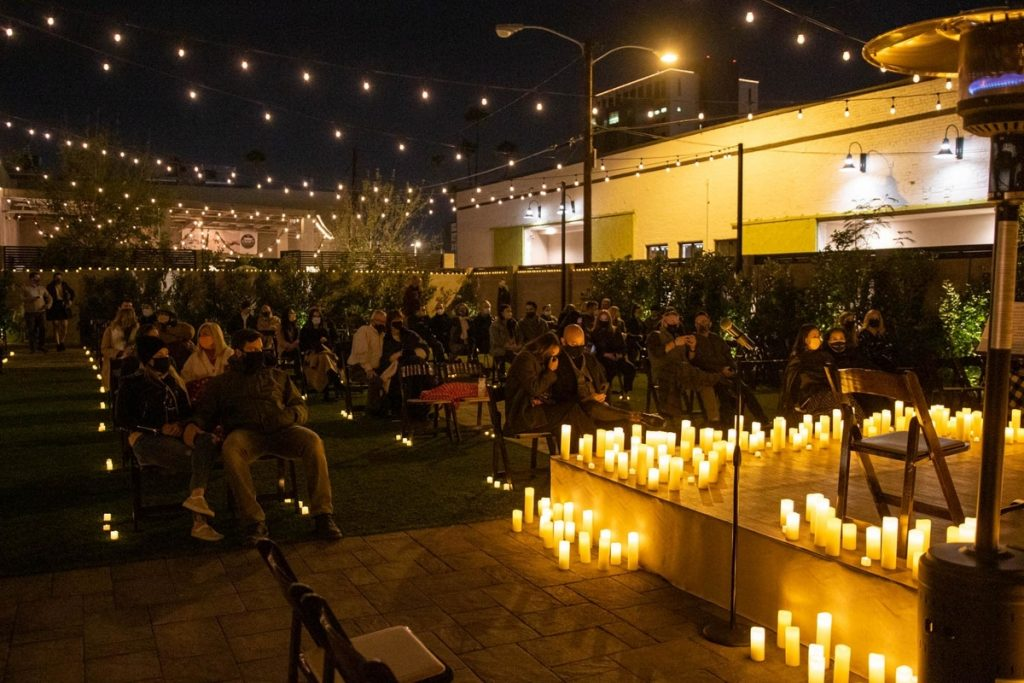 Luminous Outdoor Concert Series Honors Women In Music With An A Capella Special