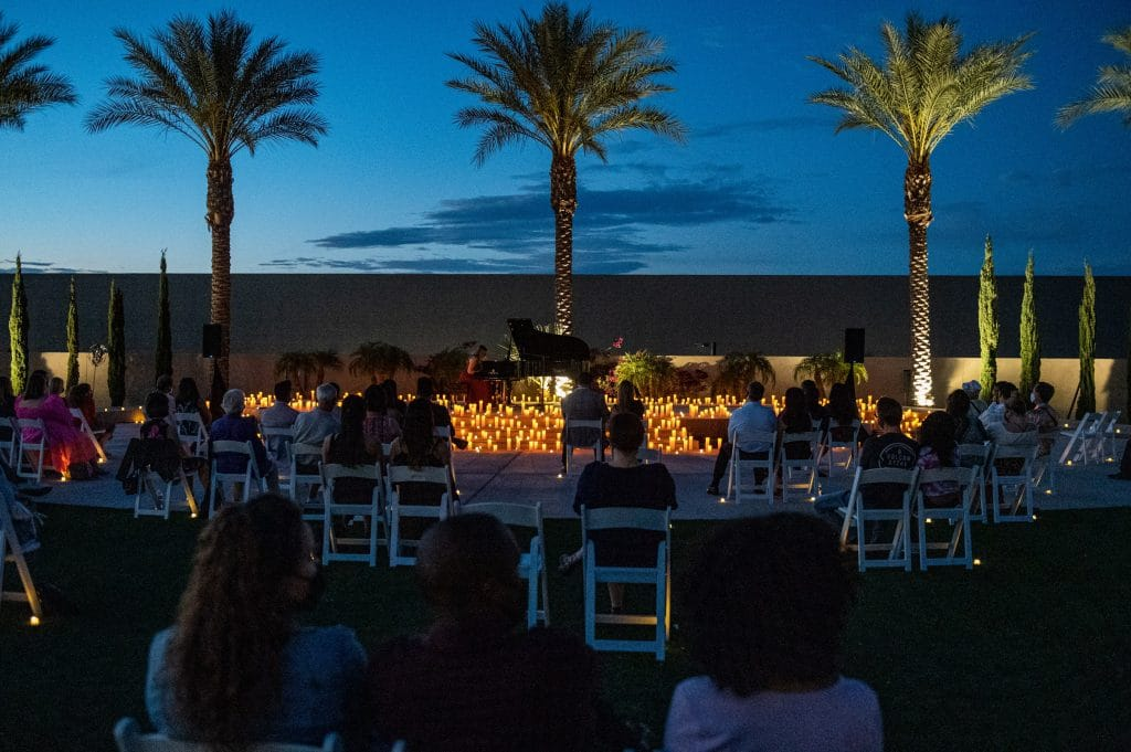 A New Enchanting Venue Has Been Revealed for Phoenix Candlelight Concerts