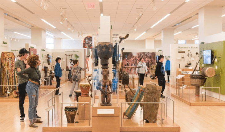 Get Your Rock On At The Phoenix Musical Instrument Museum