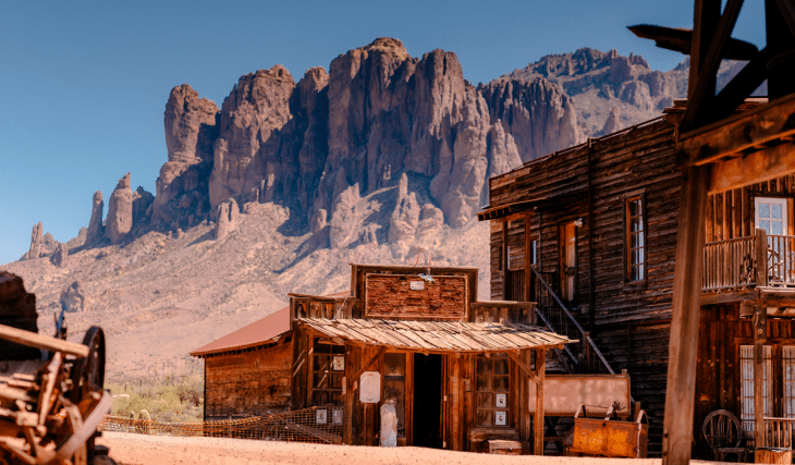 This Arizona Ghost Town Is Just 45 Minutes Away From Phoenix