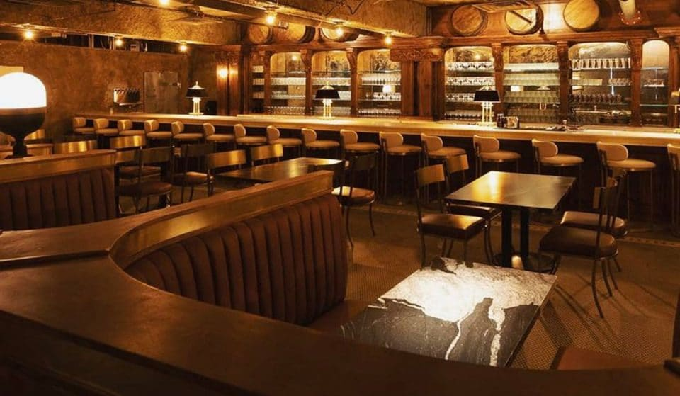 There's A Teddy Roosevelt Inspired Basement Restaurant Hidden In Phoenix