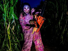 The Fear Farm Opens This Month Just In Time For An Early Halloween