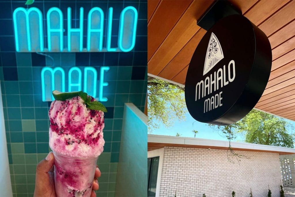 Mahalo Made Shaved Ice Brings A Little Piece Of Hawaii To Phoenix