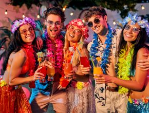 Find Love At This Hawaiian-Themed Speed Dating Event
