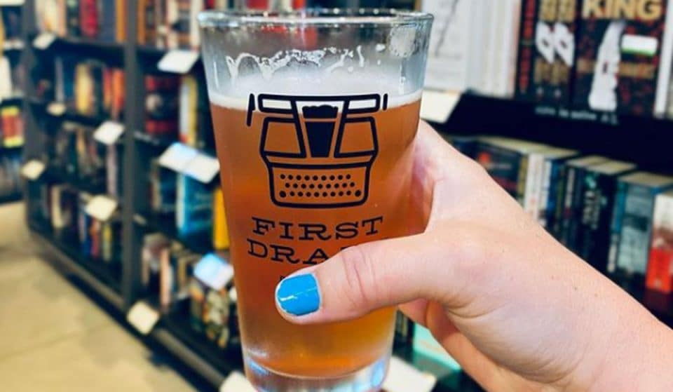 There's A Bookstore Bar In Phoenix Where You Can Drink And Read