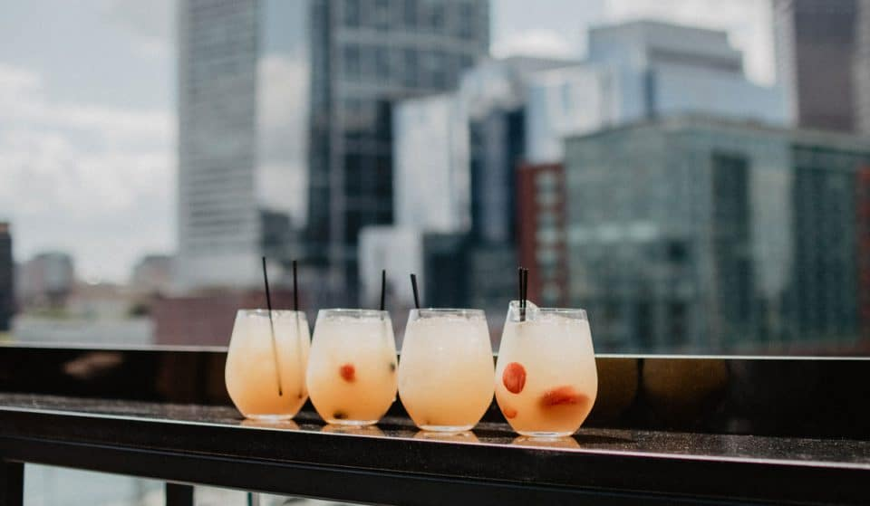 The Highest Rooftop Bar In The Valley Has Opened In Tempe