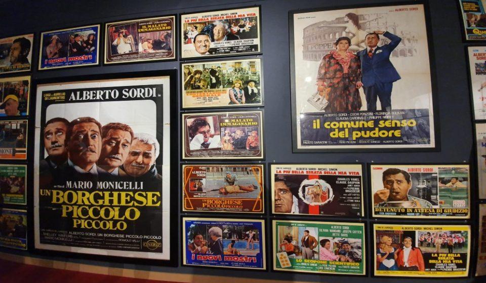Museo Alberto Sordi: la mostra a Roma dedicata al grande attore