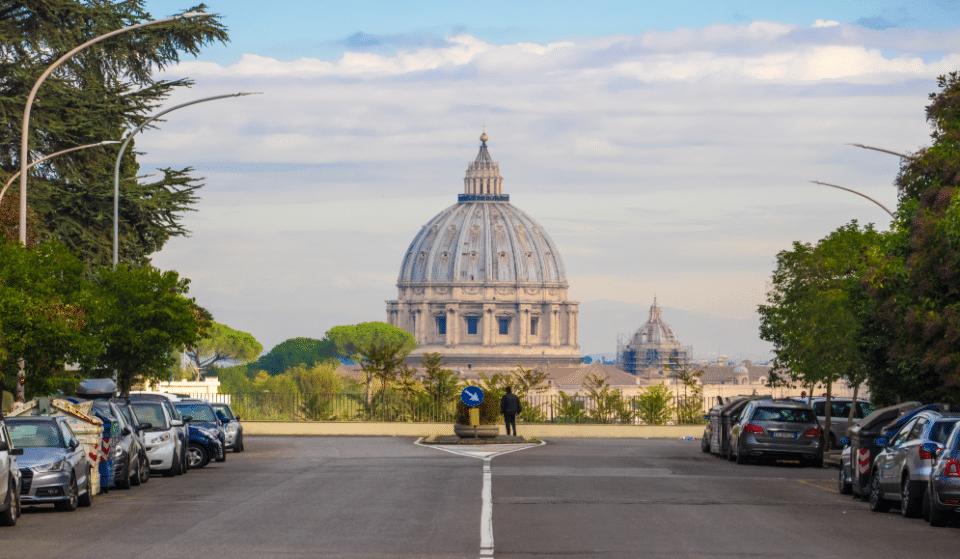 🔎 Il mistero di via Piccolomini a Roma