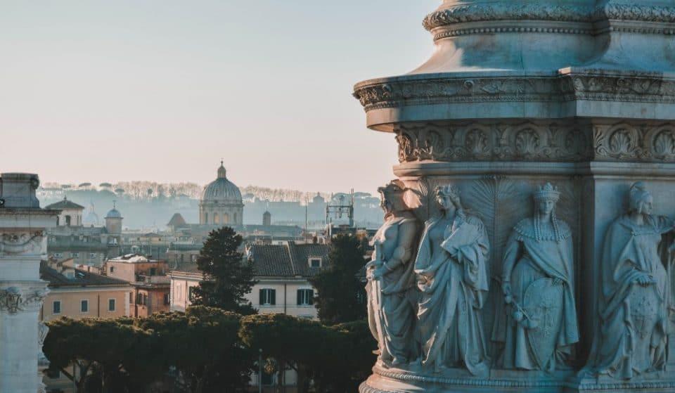 5 posti romantici a Roma da scoprire con la tua dolce metà
