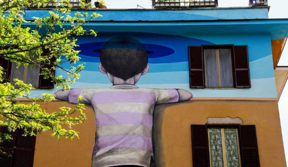 Street Art a Roma: dove ammirare i murales più belli in città