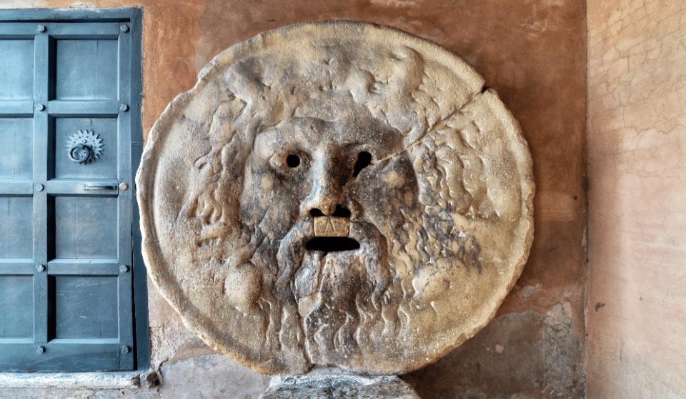 La leggenda della Bocca della Verità a Roma