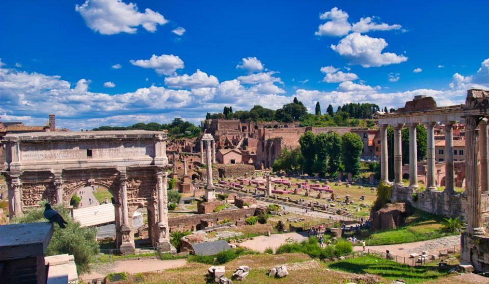 Così sarà il clima a Roma nel 2050