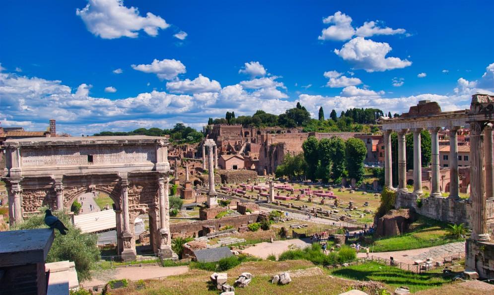 roma clima