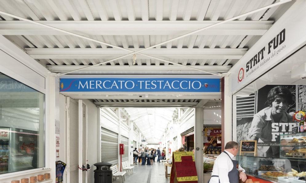 mercato roma testaccio