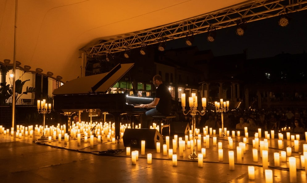 candlelight roma