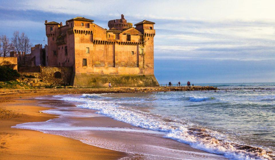 Castello di Santa Severa: una delle migliori attrazioni al mondo