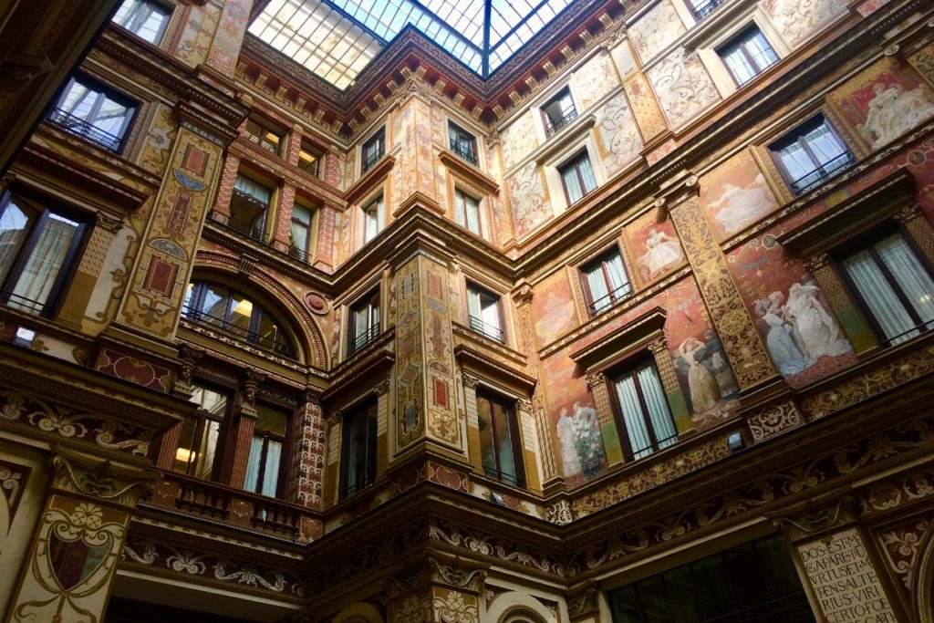 edificio liberty roma