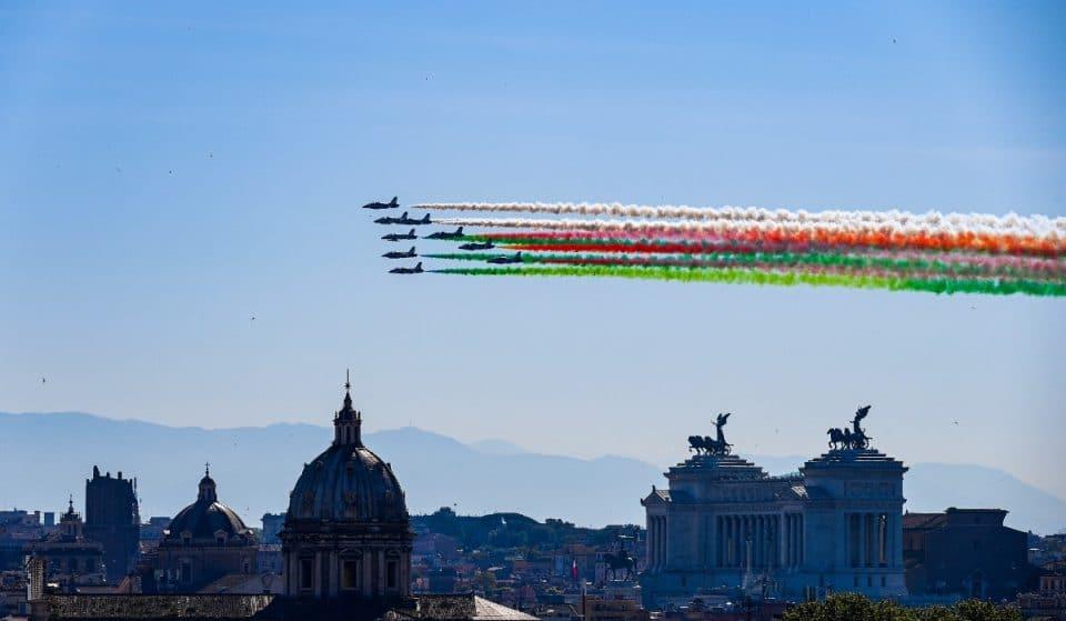 Festa della Repubblica, le iniziative nella capitale
