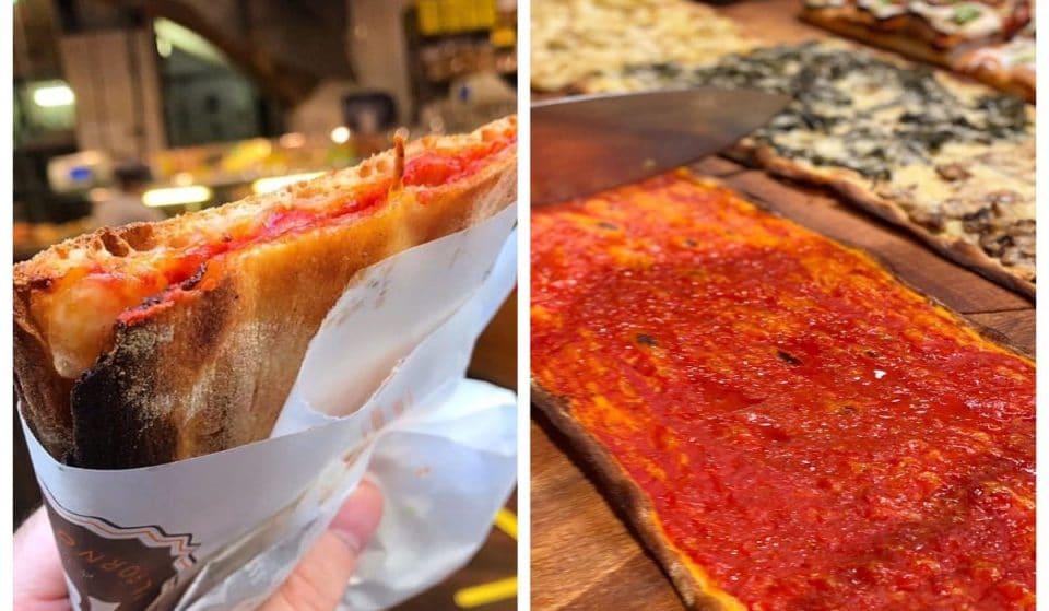 In questo antico forno a Roma potrai mangiare la vera pizza rossa romana