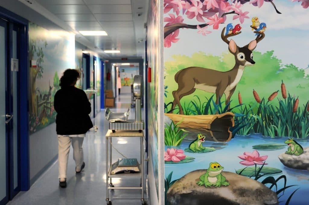 migliore ospedale roma