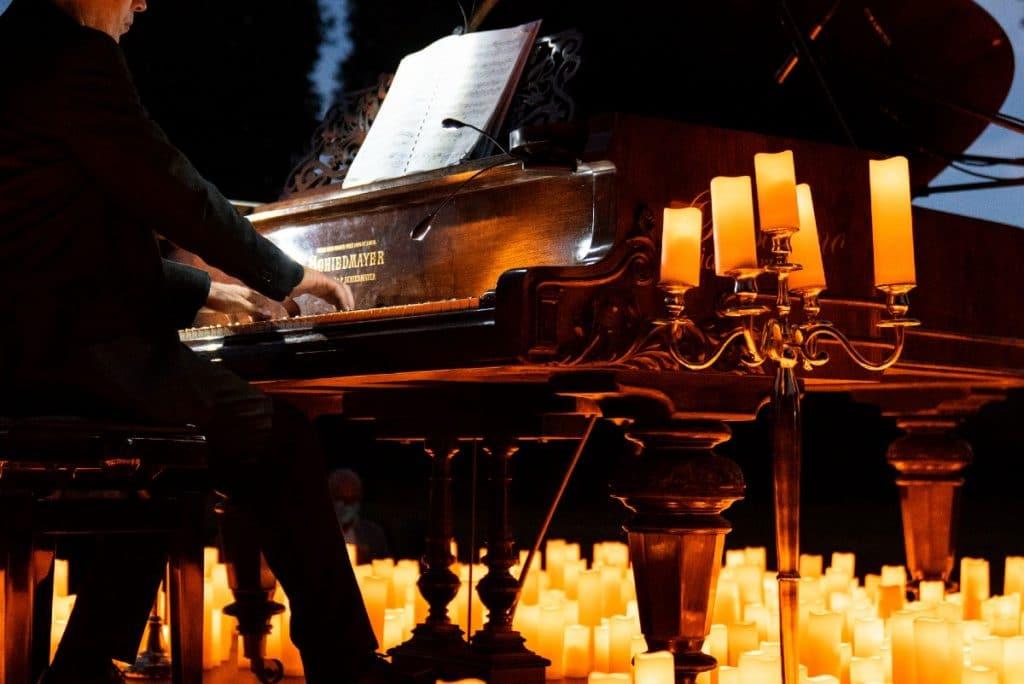 candlelight roma film magici