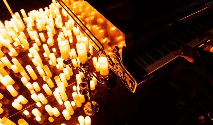 Candlelight: la magia dei concerti a lume di candela nello splendido Teatro Ghione