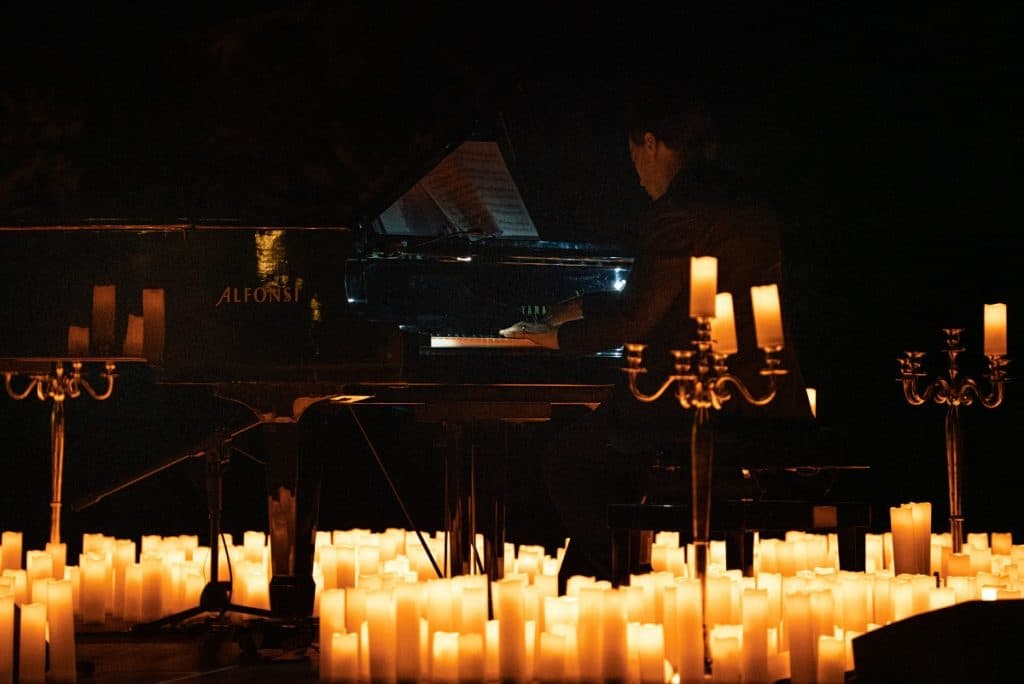 candlelight colonne sonore