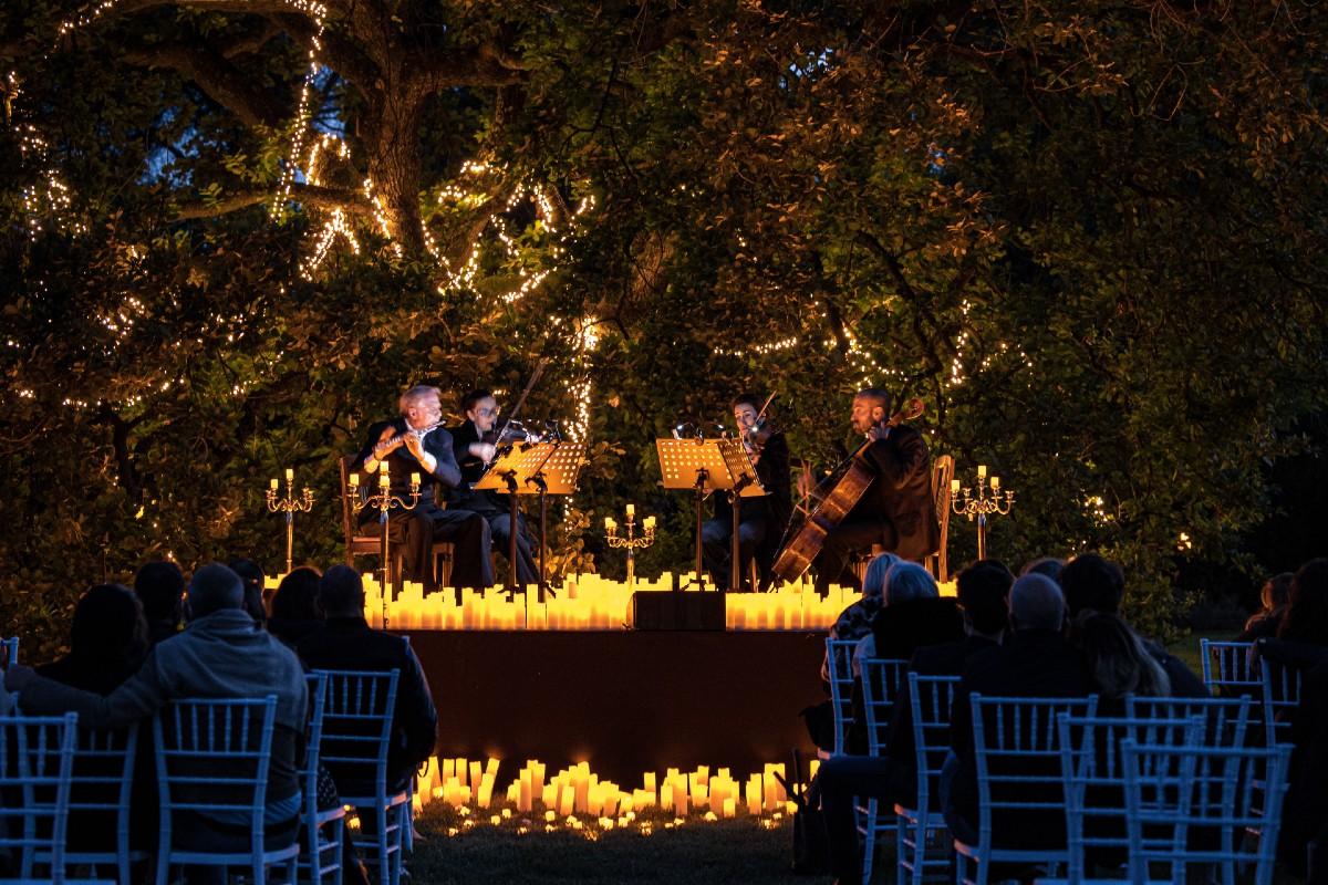 candlelight roma appia