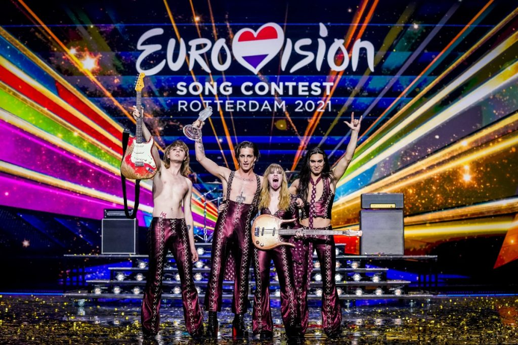 eurovision roma