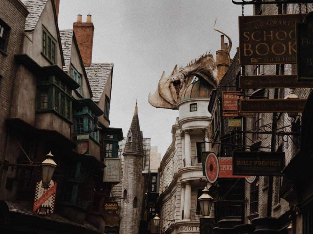 harry potter mostra mondiale