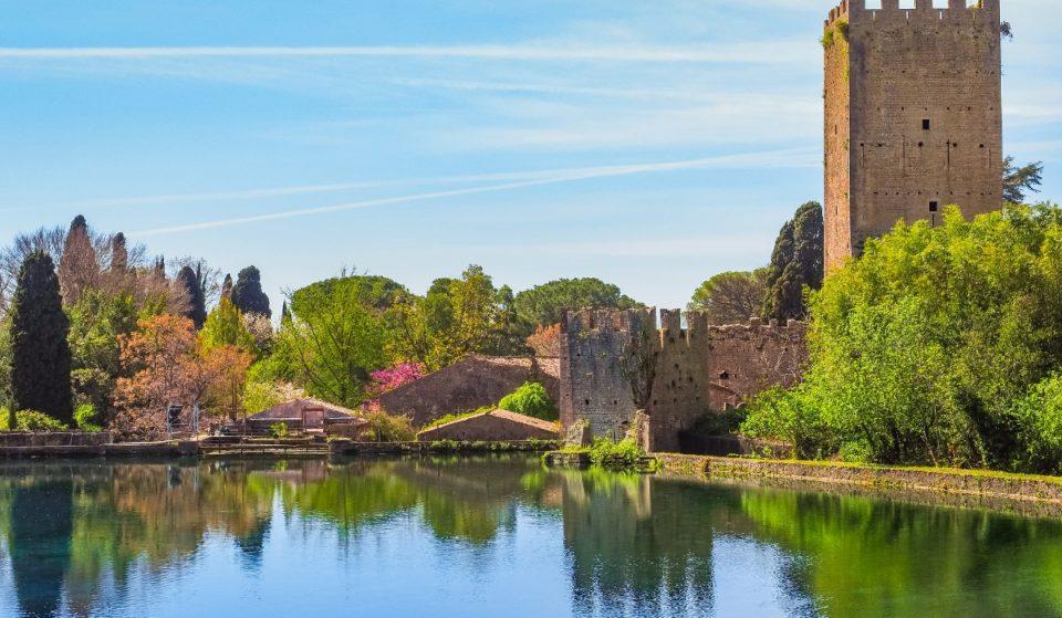 Il Giardino di Ninfa: uno dei più romantici del mondo