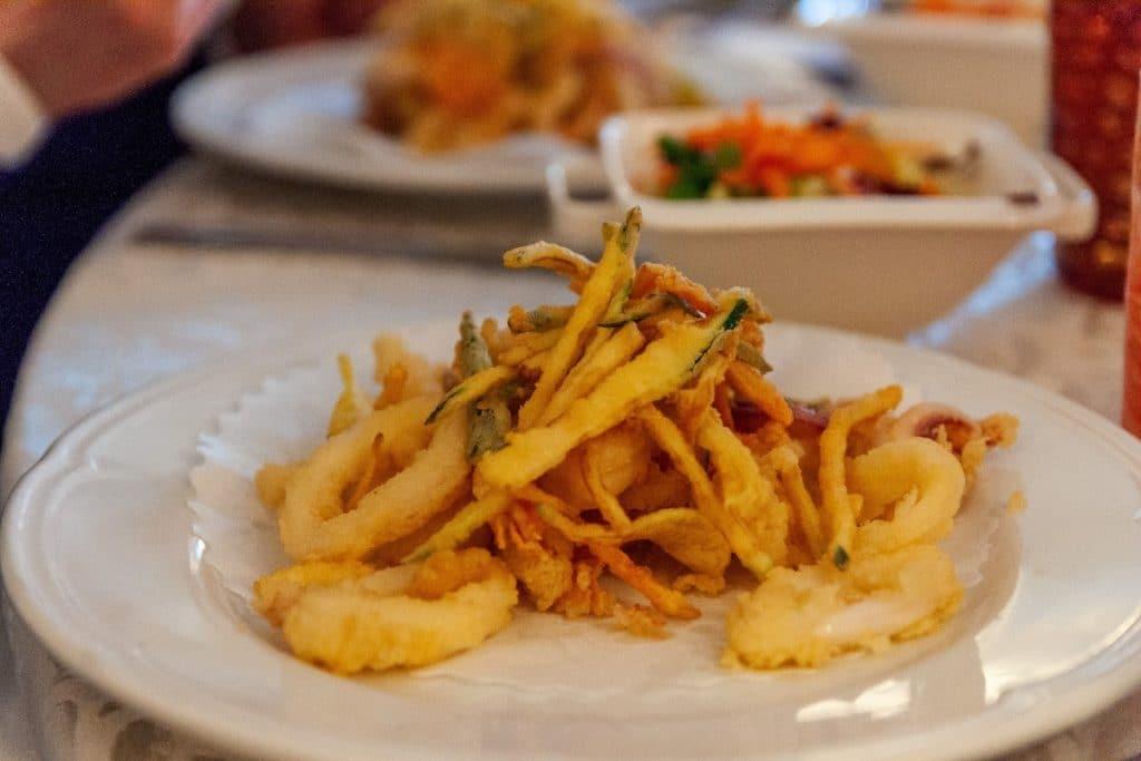 sagra pesce fritto roma