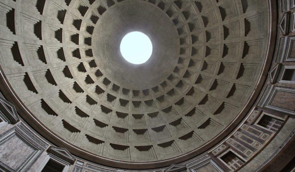 Nel Pantheon piove? Ecco cos'è l'effetto camino
