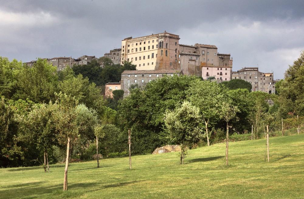 borghi medievali roma