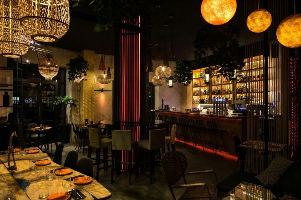ristorante fusion roma